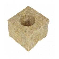 Kamena volna 7,5x7,5x6,5 velika luknja