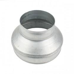 Reducirka za cev 250-200mm kovinska