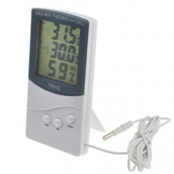 Digitalni Indoor-Outdoor Hygro Termometer