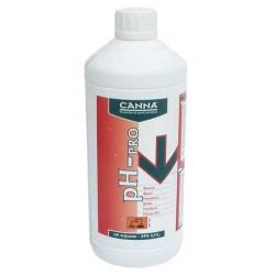 Canna pH- Grow pro 1L